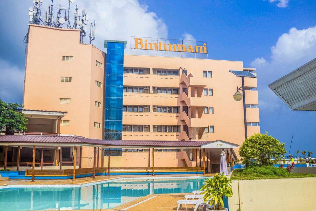 Bintumani Hotel