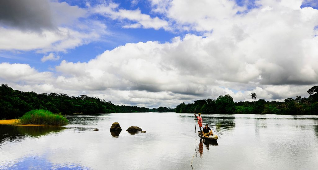 Tiwai Island Heritage Trail