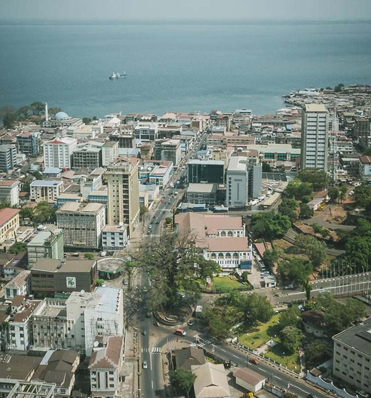 Frauen Freetown