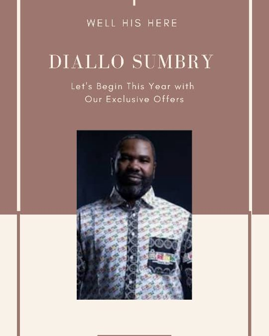 DIALLO SUMBRY CONNECTING THE BRIDGE TO SIERRA LEONE – AFRICAN AMERICANS COMING HOME- AFRICAN ANCESTRY