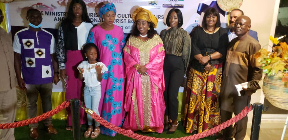 As MTCA, NTB all Set for the 2022 event…First Lady, Fatima Bio Launches 2022 Budapest-Bamako Freetown Challenge